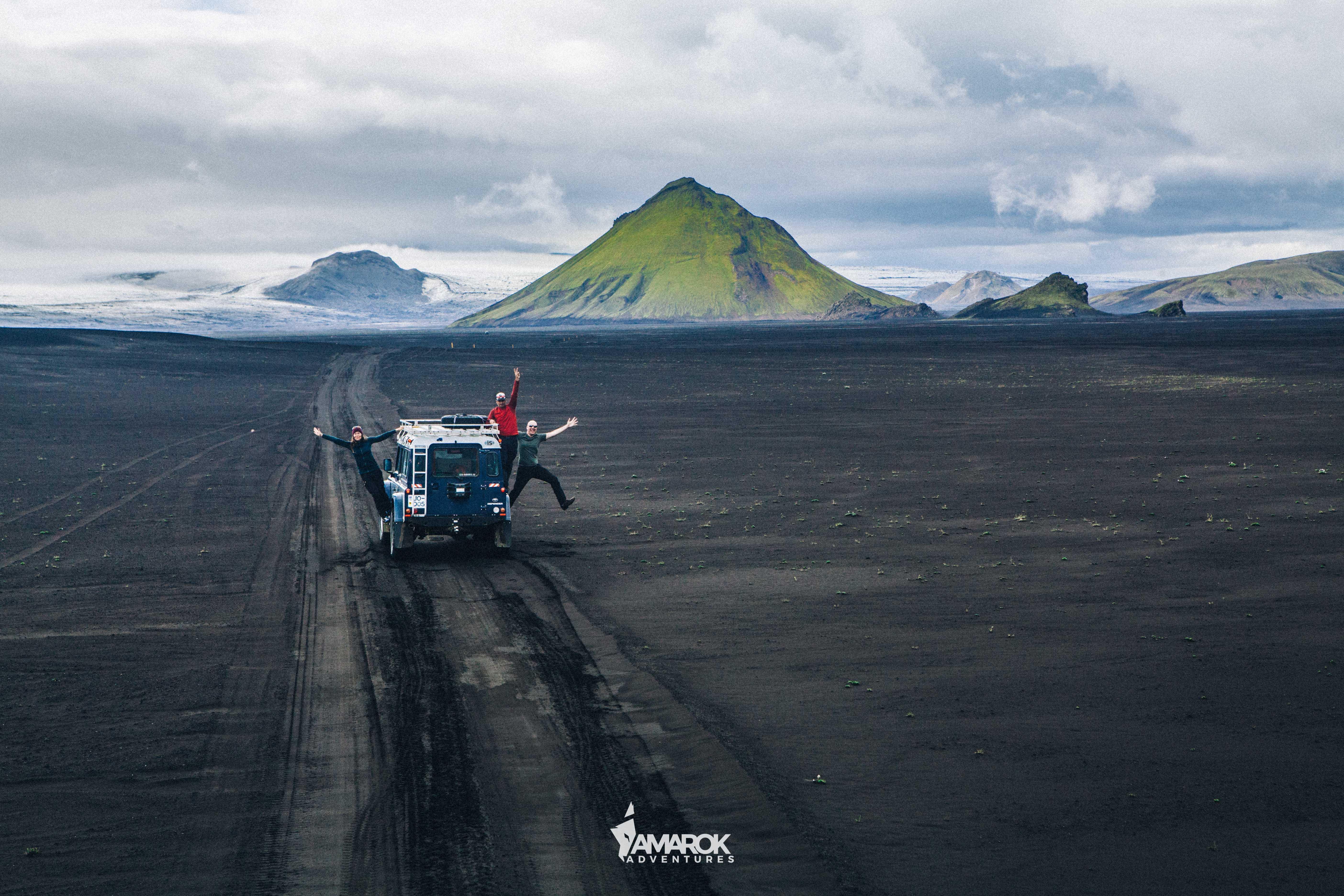 Viajes de Aventura Islandia