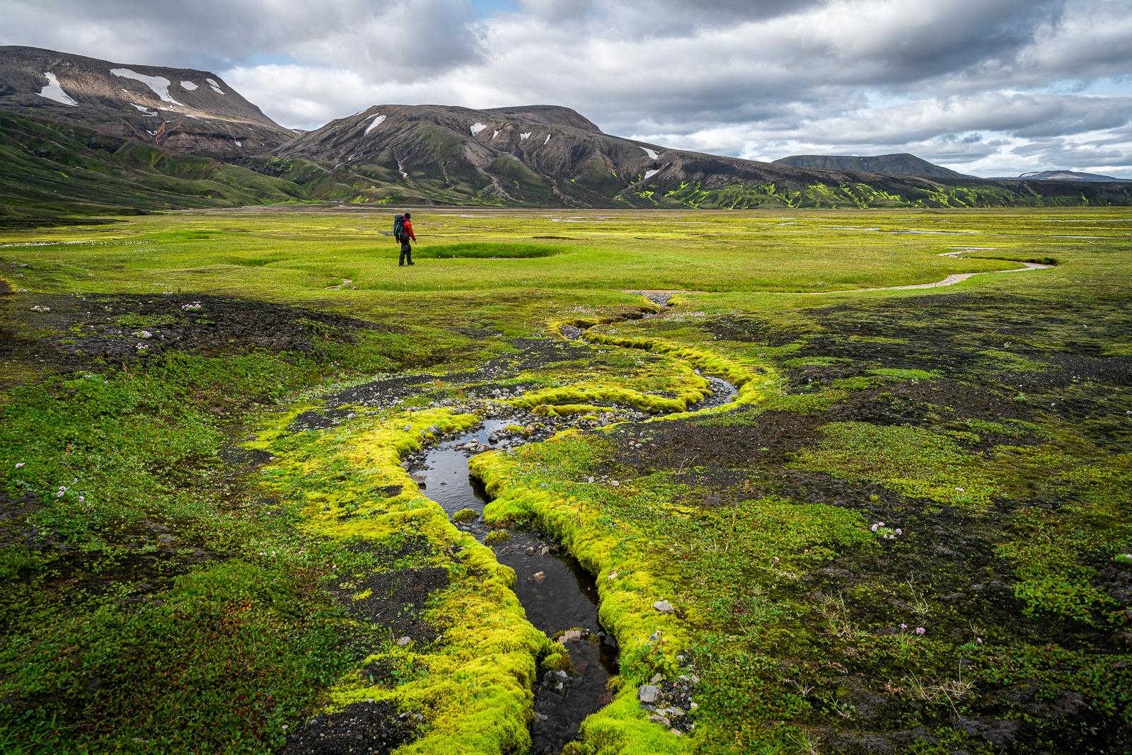 mejor trekking de islandia